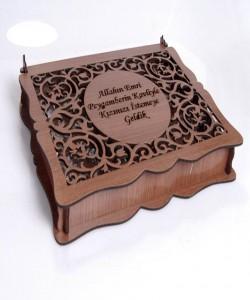 Kız İsteme Kutuları Çantalı - 89115