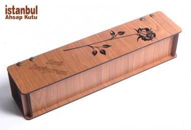 Sevgiliye Ahşlap Kutu - 89051