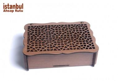 Desenli Ahşap Kutular - 89052