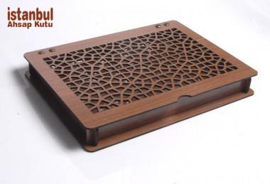 Desenli Ahşap Kutular - 89082