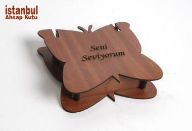 Sevgiliye Ahşlap Kutu - 89279