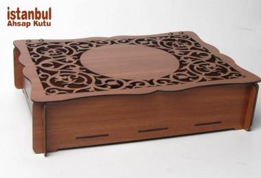 Desenli Ahşap Kutular - 89312